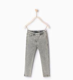 Image 1 de Jegging à coutures de Zara