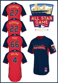 Haven't bought your National League gear for tonight's ASG? That's ok, the MLB online shop has you covered. Go check it out!