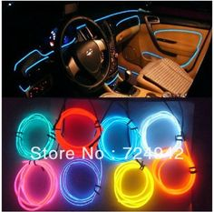 interior led light strips for cars - Google Search:
