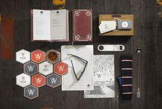 The hungry workshop / letterpress printer / www.mr-cup.com