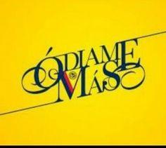 COLUMNA CLANDESTINA: #ÓdiameMas