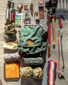 "1,571 Likes, 40 Comments - Micah George (@n_e_wilderness) on Instagram: ""Posting a bit of an exhaustive kit load-out to reddit and imgur today, keep an eye out if you're…"""