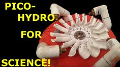 How To Build A 5 Gallon Bucket Hydroelectric Generator.
