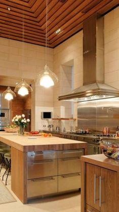 #Luxury #kitchen