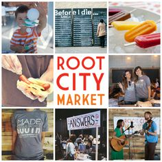 {4.17.17} Looking for something to do on Saturday? Check out Root City Market at Stoveworks from 10-4. www.wax-atlanta.com