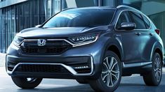 HONDA CR-V HYBRID REVIEW 2021