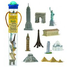 around the world safari replicas are great for kids to learn about the world