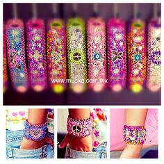 Muska kids #lovemuska #miércoles #happyday #handmade #accesorios #pulserasparaniñas #muskakids #amuletos #arte #shop #niñas