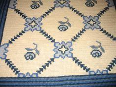 Tapetes de Arraiolos Modernos - Carpetes e Bordados | Dicas para Decorar