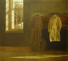 The Quaker-Andrew Wyeth