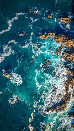 Ideas For Photography Dark Water Ocean Ocean Photography, Aerial Photography, Landscape Photography, Splash Photography, Summer Photography, Photography Ideas, Wedding Photography, No Wave, Ocean Wallpaper