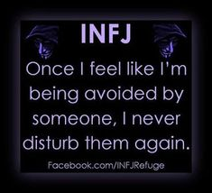 The World We Create: INFJ; If I Cut you Off- Chances Are You Handed Me the Scissors. A Blog Post on INFJ Boundaries.
