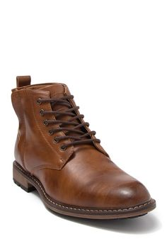 Sizing: True to size. M=standard width. Lace-up. Back pull-tab. ImportedThis item cannot be shipped to Canada. Ankle Boots Men, Mens Shoes Boots, Lace Up Boots, Men's Shoes, Combat Boots, Shoe Boots, Gentleman Shoes, Nordstrom Rack, Hiking Boots