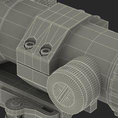 3dsmax optical scope 2
