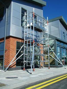Find Best Boss Scaffold Towers in UK #AccessTowers #BossScaffoldTowers http://goo.gl/xSRNaL