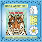 MARCH 7 - FREE book activities for Seeing SYMMETRY.ideas for introducing the book, a symmetrical image scavenger hunt, plus drawing and cutting activities. Fun Classroom Activities, Teaching Activities, Math Classroom, Fun Math, Teaching Math, Maths, Teaching Ideas, Cutting Activities, Math Art