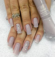 Nail Inks will provide you the most eyecatching nails that suits on your taste for your nails. Fabulous Nails, Perfect Nails, Gorgeous Nails, Love Nails, Pretty Nails, Gel Nail Art, Manicure And Pedicure, Gel Nails, Nagel Bling