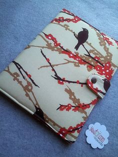 iPad cover iPad2 or 3  Ipad case  Book style JD by SewitGirl, $55.00