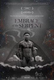 Embrace of the Serpent (2015)  NR  7.9   The story of the relationship between Karamakate, an Amazonian shaman and last survivor of his people, and two scientists who work together over the course of 40 years to search the Amazon for a sacred healing plant.