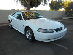 2003 Ford Mustang Deluxe 2dr Convertible In Mesa AZ - Town & Country Motors