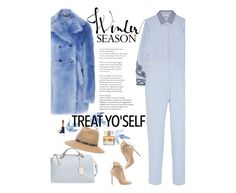 """It's Time to Treat Yo'Self!"" by amimcqueen ❤ liked on Polyvore featuring Tory Burch, Rochas, MM6 Maison Margiela, Fendi, rag & bone, Gianvito Rossi, Givenchy and Estée Lauder"