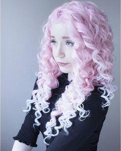 Idée Couleur & Coiffure Femme 2017/ 2018  : Beautiful pale pink hair