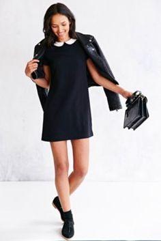 Cooperative Mary Mack Ponte Knit Dress