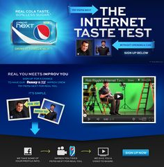 Pepsi Next has taken Facebook-based narcissism to a new level in its latest campaign, where it got comedians from the Funny Or Die team to impersonate fans based on their social network profile…