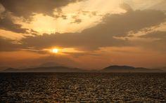 Romantischer #Sonnenuntergang an der #Ägais © Jürgen Garneyr Mykonos, Celestial, Sunset, Outdoor, Pictures, Santorini, Greece, Adventure, Vacation