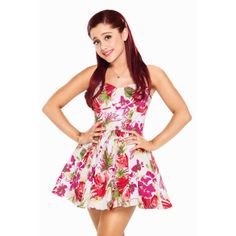 Ariana Grande Signature PNG by CiaraGrande on DeviantArt Ariana Grande Fotos, Ariana Grande Outfits, Ariana Grande Cat, Ariana Grande Pictures, Cute Dresses, Cute Outfits, Summer Dresses, Cat Valentine Outfits, Ariana Grande Victorious