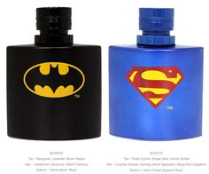World's Finest Cologne? Batman And Superman Scents Available