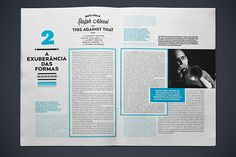 JAZZ 2011 Journal Layout Designed by Atelier Martino & Jana