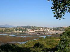 San Vicente de la Barquera. Cantabria, Spain. Camino de Santiago (Camino del Norte).