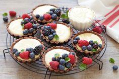Una ricetta semplice per preparare un dessert che oltre ad essere squisito è anche molto bello da portare in tavola.