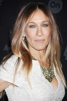 necklace | Sarah Jessica Parker dress – AOL 2013 Digital Content NewFront (1)