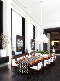 ***Elegant Dinning Room***