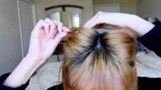 Gyaru Cat Ear Hair Tutorial #5
