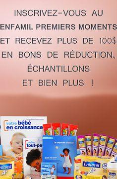 Recevez 100 $ d'échantillons et de coupons Enfamil. http://rienquedugratuit.ca/echantillon-gratuit/dechantillons-coupons-enfamil/