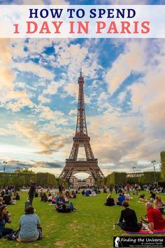 Detailed guide to spending a day in Paris, including which attractions to visit … – Travel and Tourism Trends 2019 Paris Travel, France Travel, Italy Travel, France Europe, Paris France, Weather In France, One Day In Paris, Holidays France, Paris Itinerary