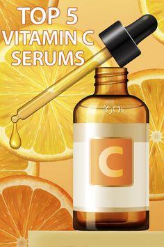 Vitamin C Oil, Best Vitamin C Serum, Natural Vitamin C, Facial Peels, Facial Serum, Beauty Ideas, Beauty Tips, Beauty Hacks, Stay Young