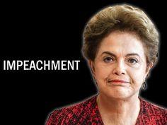 Senado começa a julgar processo de impeachment de Dilma.