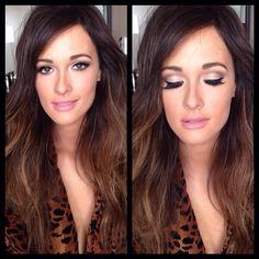 kacey musgraves makeup by carlenek