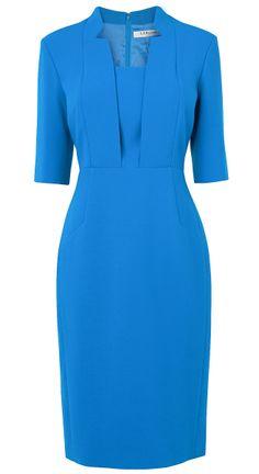 business mode damen Get Kate Middleton's spring wardrobe for less - - Detroit dress, LK Bennett Source by SASIPHADHA Simple Dresses, Elegant Dresses, Cute Dresses, Short Dresses, Dresses For Work, Women's Fashion Dresses, Dress Outfits, Business Dresses, Classy Dress