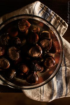 Cómo hacer Marrons Glacés - Bake-Street.com Food And Drink, Baking, Ethnic Recipes, Appetizers, Sweet Treats, Deserts, Christmas Dinners, Homemade, How To Make