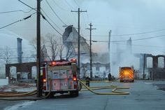 Photos A Bird S Eye View Of Fall River S Mill Fire The Herald News Fall River Ma