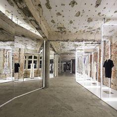 Felipe Oliveira Baptista exhibition at Museu do Design e da Moda in Lisbon. © Fernando Guerra