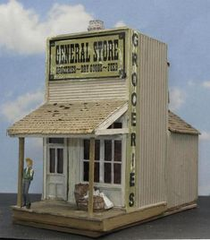 452 Best HO Scale Model Train Buildings images in 2019