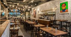 Central & Co West End Review Brasserie Bar London