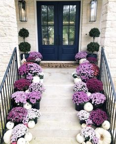 Dreamy Ideas For Decorating Your Front Porch For Fall - Porch Decorating