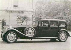 1931 Bugatti T41 Royale (FR)